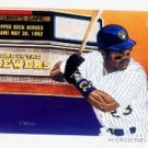 1992 Upper Deck 97 Greg Vaughn TC