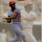 1993 Ted Williams #86 Lou Brock