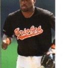 1994 Fleer Extra Bases #8 Mark McLemore