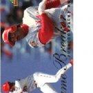 1994 Fleer Extra Bases Game Breakers #12 Juan Gonzalez