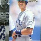 1997 Pinnacle Inside #8 Alex Rodriguez