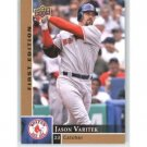 2009 Upper Deck First Edition #46 Jason Varitek