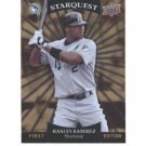 2009 Upper Deck First Edition Star Quest #SQ11 Hanley Ramirez