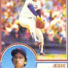 1983 Topps #369 Jesse Orosco - New York Mets (Baseball Cards)