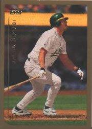 1999 Topps 324 Jason Giambi
