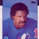 1986 Topps 760 Andre Dawson