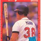 1990 Donruss 46 Kelly Mann DP RC