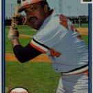 1982 Donruss 203 Jose Morales