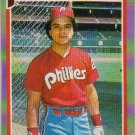1985 Fleer #258 Sixto Lezcano