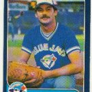 1986 Fleer 56 Jim Clancy
