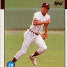 1986 Topps 20 Lou Whitaker