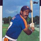 1986 Topps 458 Kevin Bass