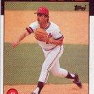 1986 Topps 482 Rick Lysander