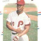 1988 Fleer 319 Milt Thompson