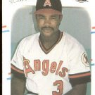 1988 Fleer 502 Johnny Ray