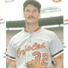 1988 Fleer 574 Mark Williamson