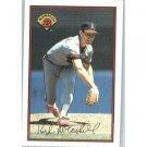 1989 Bowman 38 Kirk McCaskill