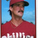 1989 Bowman 391 Mike Maddux