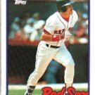 1989 Topps 630 Mike Greenwell