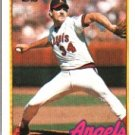 1989 Topps 632 Bryan Harvey RC