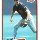 1990 Fleer 163 Mike Pagliarulo