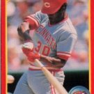 1990 Score 338A Ken Griffey Sr. ERR/(Uniform number on/back