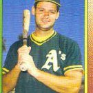 1990 Topps 145 Terry Steinbach