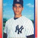 1990 Topps 23 Randy Velarde