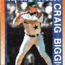 1990 Topps 404B Craig Biggio AS
