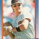 1990 Topps 749 Mark Parent UER/('87 BA .80,/should be .080)