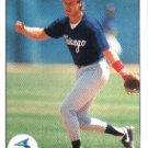 1990 Upper Deck 390 Steve Lyons