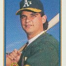 1991 Bowman 219 Mike Gallego