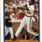 1991 Bowman 380 Barry Bonds SLUG