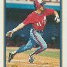 1991 Bowman 454 Spike Owen