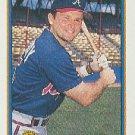 1991 Bowman 586 Jeff Treadway