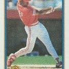 1991 Bowman 669 Glenn Braggs