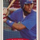 1991 Classic/Best 10 Alex Arias