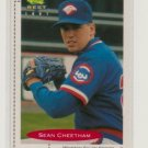 1991 Classic/Best 231 Sean Cheetham