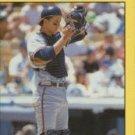 1991 Fleer 693 Dave Justice