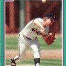 1991 Score 160 Jeff Brantley