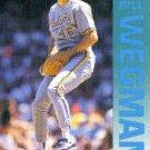 1992 Fleer 193 Bill Wegman