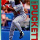 1992 Fleer 217 Kirby Puckett