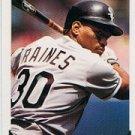 1993 Topps #675 Tim Raines