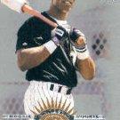 1997 Leaf 187 Mike Cameron
