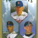 1999 Topps 211 Mike Lincoln/Octavio Dotel/Brad Penny