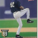 1999 Upper Deck Victory 209 Rafael Roque RC