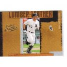 2005 Leather and Lumber Lumber/Leather 14 Magglio Ordonez