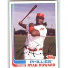 2008 Topps Trading Card History TCH26 Ryan Howard
