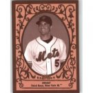 2008 Topps Trading Card History TCH27 David Wright