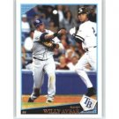 2009 Topps 567 Willy Aybar